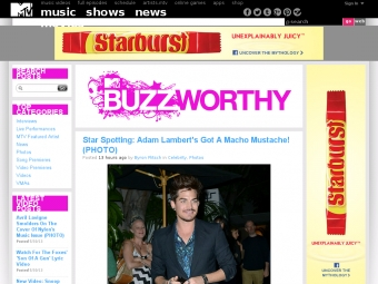 MTV Buzzworthy Blog
